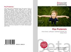 Capa do livro de Poa Pratensis