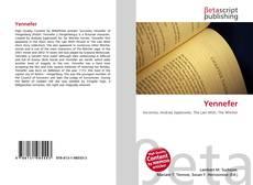 Yennefer kitap kapağı
