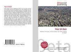 Yeo Ui-Son kitap kapağı
