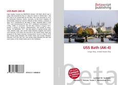 Bookcover of USS Bath (AK-4)