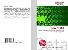Bookcover of Tokyo 10+01