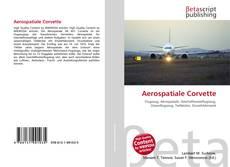 Buchcover von Aerospatiale Corvette