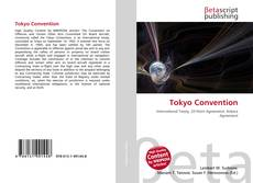 Bookcover of Tokyo Convention