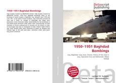 Capa do livro de 1950–1951 Baghdad Bombings