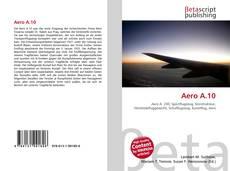 Обложка Aero A.10