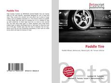 Bookcover of Paddle Tire