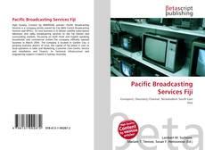 Обложка Pacific Broadcasting Services Fiji