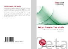 Capa do livro de Tokyo Friends: The Movie