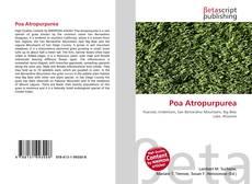Capa do livro de Poa Atropurpurea