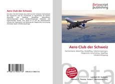 Aero Club der Schweiz的封面