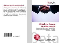 Bookcover of McMahon–Hussein Correspondence