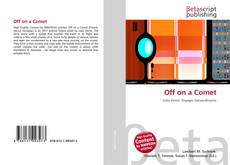 Buchcover von Off on a Comet