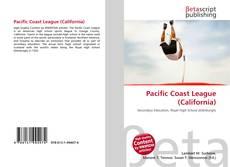 Pacific Coast League (California)的封面
