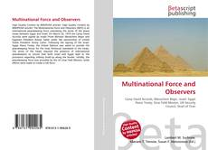 Multinational Force and Observers的封面