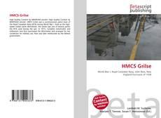 Capa do livro de HMCS Grilse