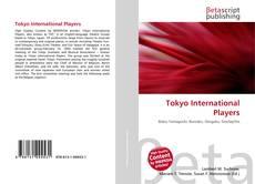 Capa do livro de Tokyo International Players
