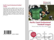 Pacific Coast Professional Football League的封面