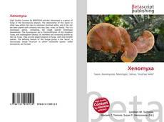 Xenomyxa kitap kapağı