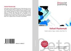 Bookcover of Velvel Pasternak