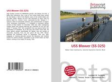 Buchcover von USS Blower (SS-325)