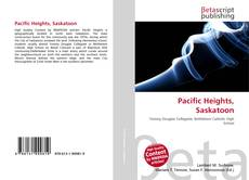 Pacific Heights, Saskatoon的封面