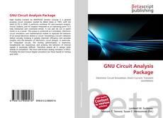 Capa do livro de GNU Circuit Analysis Package