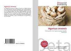 Bookcover of Agaricus arvensis