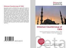 Capa do livro de Ottoman Countercoup of 1909