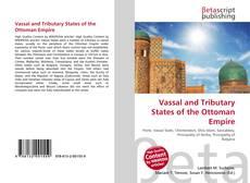 Capa do livro de Vassal and Tributary States of the Ottoman Empire