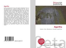 Bookcover of Agartha