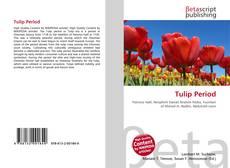 Capa do livro de Tulip Period