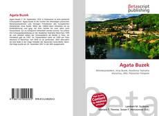 Bookcover of Agata Buzek