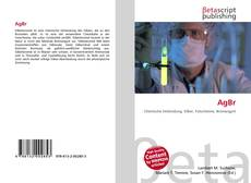 Bookcover of AgBr