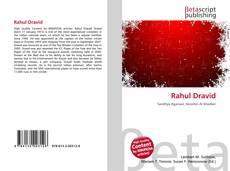 Borítókép a  Rahul Dravid - hoz