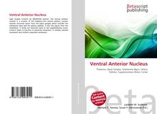 Buchcover von Ventral Anterior Nucleus
