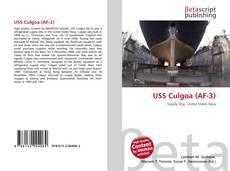 Portada del libro de USS Culgoa (AF-3)