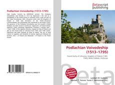 Bookcover of Podlachian Voivodeship (1513–1795)