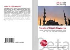 Bookcover of Treaty of Küçük Kaynarca