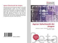 Buchcover von Agenor Gołuchowski der Jüngere