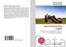 Greco-Turkish War (1897) kitap kapağı