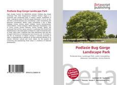Bookcover of Podlasie Bug Gorge Landscape Park