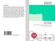 Bookcover of Yili (Text)