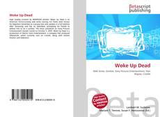 Capa do livro de Woke Up Dead