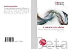 Bookcover of Venturi Automobiles