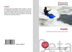 Bookcover of Paddle