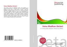 Capa do livro de Venu Madhav (Actor)