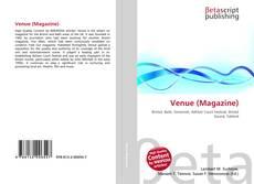 Обложка Venue (Magazine)