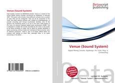 Обложка Venue (Sound System)