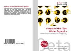 Copertina di Venues of the 1994 Winter Olympics