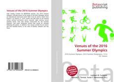 Copertina di Venues of the 2016 Summer Olympics